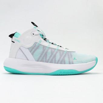 Nike Air Jordan 34 Jumpman 2020 PF Blanc Bleu BQ3448-103 Pas Cher Pour Homme