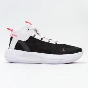 Nike Air Jordan 34 Jumpman 2020 PF Noir/Bnc/Rose BQ3448-100 Pas Cher Pour Homme