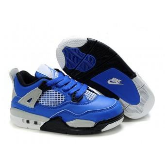 Air Jordan 4 Retro - Basket Jordan Pas Cher Chaussure Pour Petit Garcon