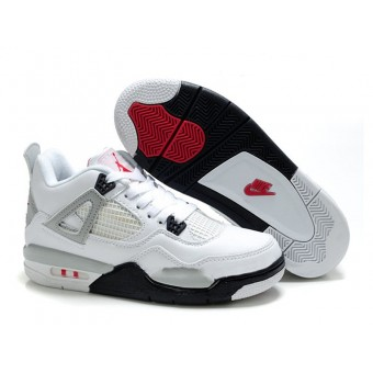 Air Jordan 4 Retro - Basket Jordan Pas Cher Chaussure Pour Petit Enfant