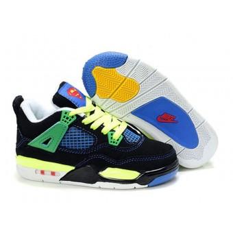 Air Jordan 4 Retro PS - Basket Jordan Pas Cher Chaussure Pour Petit Fille