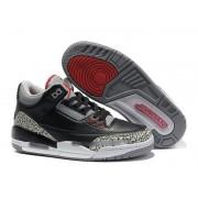 Air Jordan 3 Retro - Basket Jordan Pas Cher Chaussure Pour Femme Noir