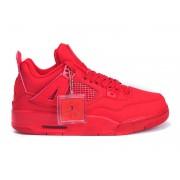 Air Jordan 4 (IV) Retro GS - Baskets Jordan Chaussures Pas Cher Pour Femme/Fille