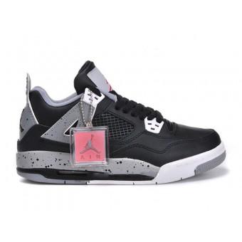 Air Jordan 4/ (IV) Retro GS - Baskets Jordan Chaussures Pas Cher Pour Femme/Garcon