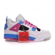 Air Jordan 4 Retro - Basket Jordan Pas Cher Chaussures Pour Femme/Fille