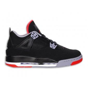 Air Jordan 4 Retro - Basket Jordan Pas Cher Chaussures Pour Femme/Garcon