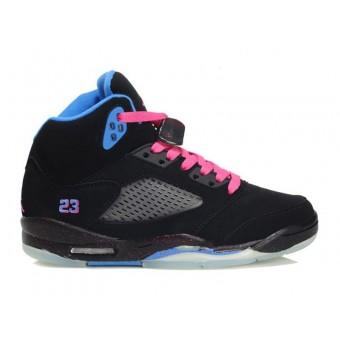 Air Jordan 5 Retro - Basket Jordan Pas Cher Chaussure Pour Femme/Fille