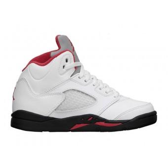 Air Jordan 5 (V) Retro 2013 Chaussures Nike Jordan Pas Cher Pour Petit Enfant