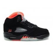 Air Jordan 5 (V) Retro Chaussures Nike Jordan Pas Cher Pour Petit Fille