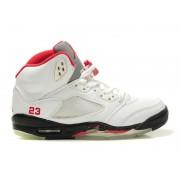 Air Jordan 5 (V) Retro Chaussures Nike Jordan Pas Cher Pour Petit Enfant