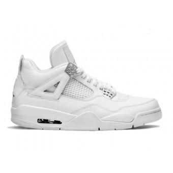 Air Jordan 4 Retro - Basket Jordan Pas Cher Chaussure Mi-Montante Pour Homme