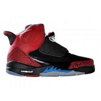 Jordan Son Of Mars Chaussure Jordan Pas Cher Pour Homme Rouge/Noir/Bleu