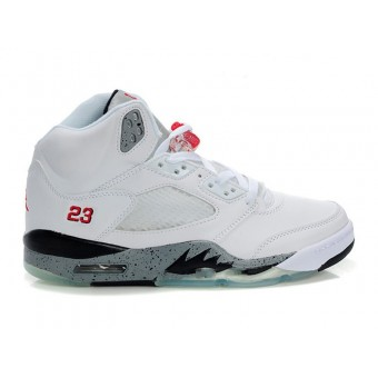 Air Jordan 5 (V) Retro GS/Baskets Jordan Pas Cher Chaussure Pour Femme/Garçon