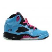 Air Jordan 5 (V) Retro GS/Baskets Jordan Pas Cher Chaussure Pour Femme/Fille
