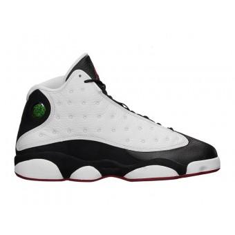 Air Jordan 13 Retro 2013 GS - Basket Jordan Pas Cher Chaussure Pour Femme/Enfant