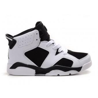 Air Jordan 6 Retro PS- Basket Jordan Pas Cher Chaussure Pour Petit Garçon