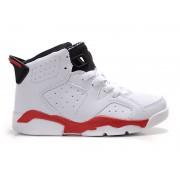 Air Jordan 6 Retro PS- Basket Jordan Pas Cher Chaussure Pour Petit Fille