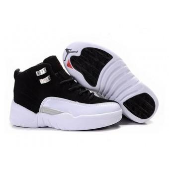 Air Jordan 12 Retro PS - Chaussure Nike Jordan Pas Cher Pour Petit Enfant/Petit Garçon