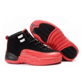 Air Jordan 12 Retro PS - Chaussure Nike Jordan Pas Cher Pour Petit Enfant/Petit Fille