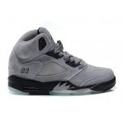 Air Jordan 5 Retro (Anti-fourrure) Chaussure Jordan Baskets Pas Cher Pour Femme/Garcon