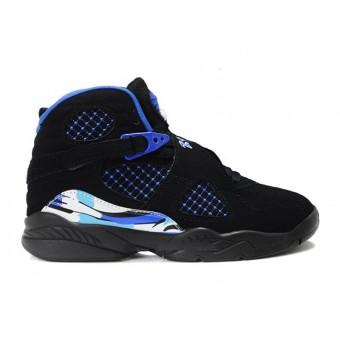 Air Jordan 8 Retro - Chaussure Nike Baskets Jordan Pas Cher Pour Petit Enfant/Garcon