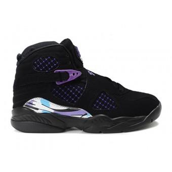 Air Jordan 8 Retro - Chaussure Nike Baskets Jordan Pas Cher Pour Petit Enfant/Fille