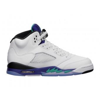 Air Jordan 5/V Retro GS 2013 - Baskets Jordan Pas Cher Chaussure Pour Femme/Garçon