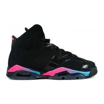 Air Jordan 6/VI Retro - Baskets Jordan Pas Cher Chaussure Nike Pour Femme/Fille