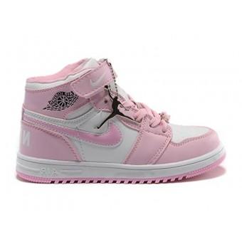 Air Jordan 1 Retro OG - Chaussure de Basketball Jordan Pas Cher Pour Petit Fille/Jeune