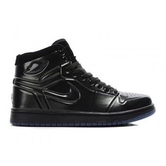 Nike Air Jordan 1 Anodized Foamposite - Chaussure Baskets Jordan Pour Homme