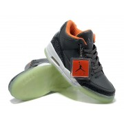Air Jordan 3 (III) Threezy Pack (DeJesus Customs) Chaussures Jordan 2013 Pour Homme