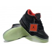 Air Jordan 3 (III) Threezy Pack(DeJesus Customs) Chaussures Jordan 2013 Pour Homme