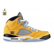 Air Jordan 5/V Retro T23 - Baskets Jordan Pas Cher Chaussure Pour Homme