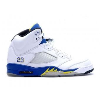 Air Jordan 5/V Rétro trois quarts des hommes haut - Baskets Jordan Pas Cher Chaussure Pour Homme