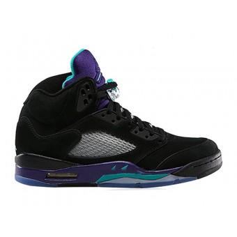 Air Jordan Retro 5/V GS 2013 - Chaussures Jordan Baskets Pas Cher Pour Femme/Garçon