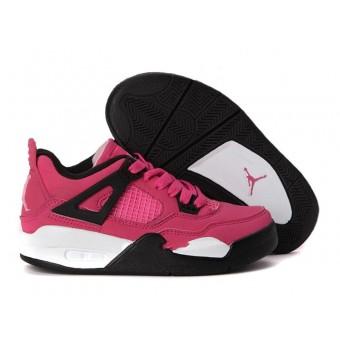 Air Jordan 4/IV Retro PS - Chaussures Nike Jordan Baskets Pas Cher Pour Petit Fille