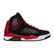Jordan Flight Luminary - Nike Air Jordan Sneakers Pas Cher Pour Homme rouge  noir