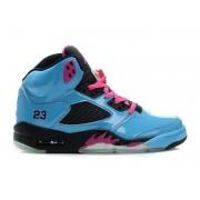 Air Jordan V (5) Retro 'South Beach' - Chaussures Nike Jordan Pas Cher Pour Homme