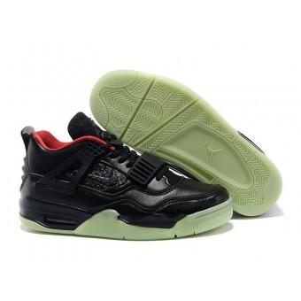 Air Jordan 4/IV Yeezy Revelation- Jordan Sneaker 2013 Custom Pour Homme