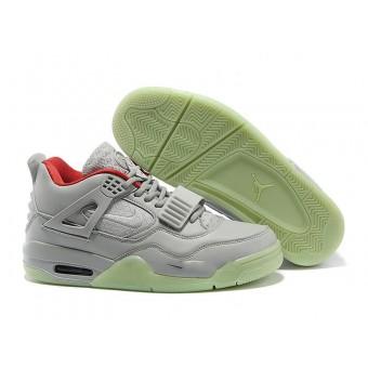Air Jordan 4/IV Yeezy Revelation - Jordan Sneaker 2013 Custom Pour Homme