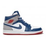 Air Jordan 1/I Retro Mid 2013 - Chaussure Nike Jordan Pas Cher Pour Homme
