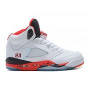 Air Jordan V(5) Retro 2013 Nouveaux - Chaussure Jordan Baskets Pas Cher Pour Homme
