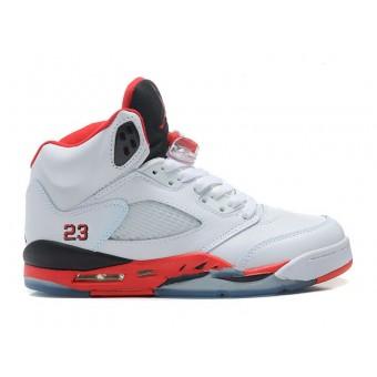 Air Jordan V(5) Retro GS 2014 Nouveaux - Chaussure Nike Jordan Pas Cher Pour Femme/Enfant