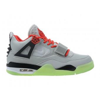 Air Jordan 4/IV Yeezy Revelation 2 - Jordan Sneaker Custom Chaussure Pour Homme