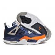 Air Jordan 4 Salmon Toe(DeJesus Customs) - Chaussure Jordan 2013 Pour Homme