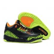 Air Jordan 3/III Retro (ID Style) PS - Baskets Jordan Pas Cher Chaussure Pour Petit Enfant