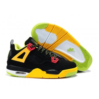 Air Jordan 4/IV Retro ID PS - Chaussure Nike Jordan Baskets Pas Cher Pour Petit Enfant