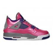 Air Jordan 4/IV Retro 2013 GS - Chaussures Jordan Baskets Pas Cher Pour Femme/Fille