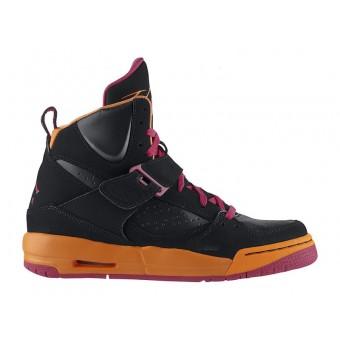 Jordan Flight 45 High GS - Chaussures Nike Baskets Jordan Pas Cher Pour Femme/Enfant