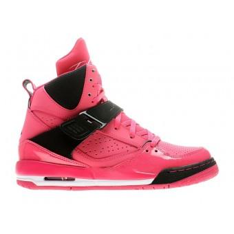 Nike Air jordan flight 45 high GS - Nike Air Jordan Baskets Pas Cher Chaussure Pour Femme/Fille